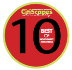 Fayetteville Psychotherapy Associates, voted on of the Best of Northwest Arkansas in 2010